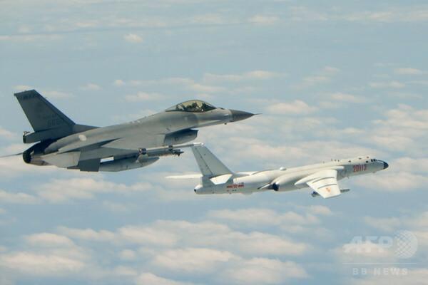 中国の最新鋭戦闘機が台湾周辺を初飛行