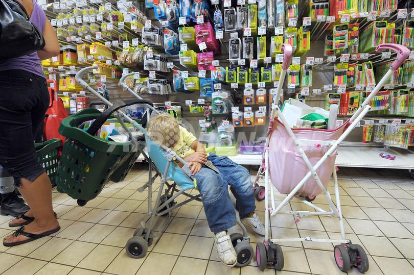 不規則な就寝時刻が子どもの行動障害の原因に、英研究