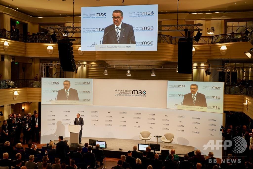 新型コロナ対策は国際組織の役割を積極的に支持 中国
