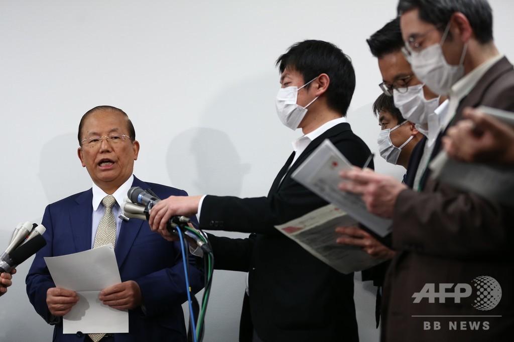 聖火リレーの規模縮小を発表 東京五輪組織委