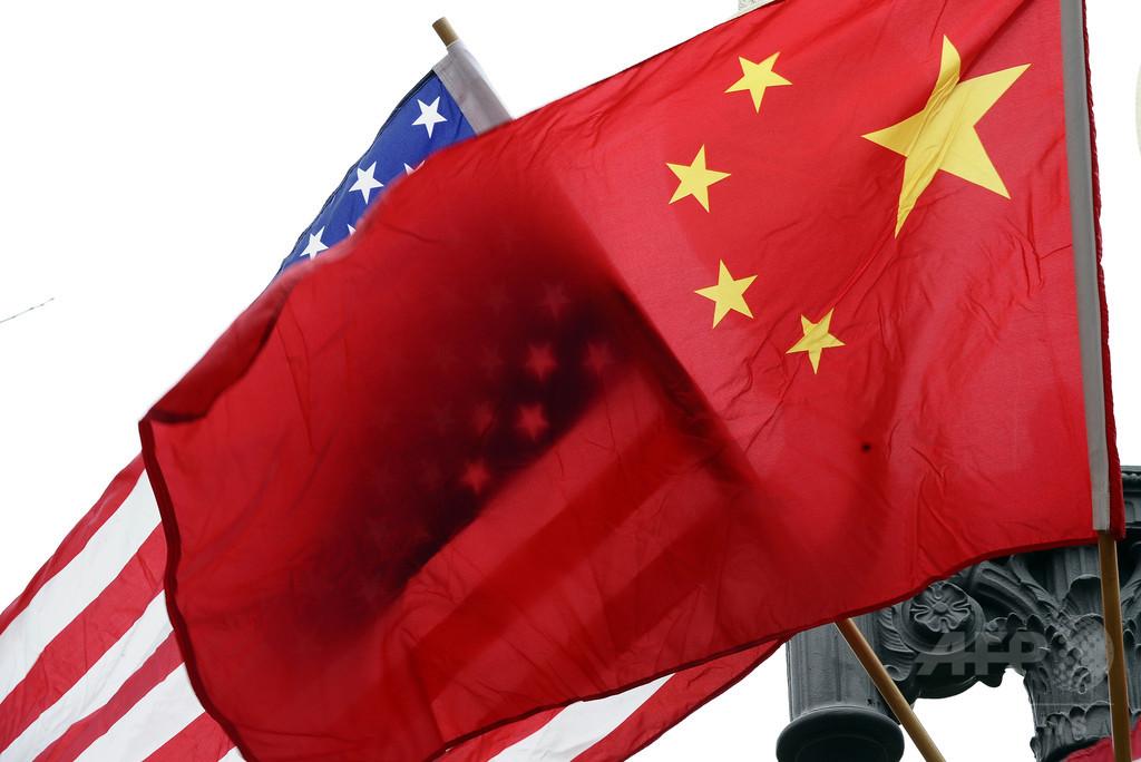 中国、対米報復関税リストを発表 豚肉・ワインなど30億ドル相当