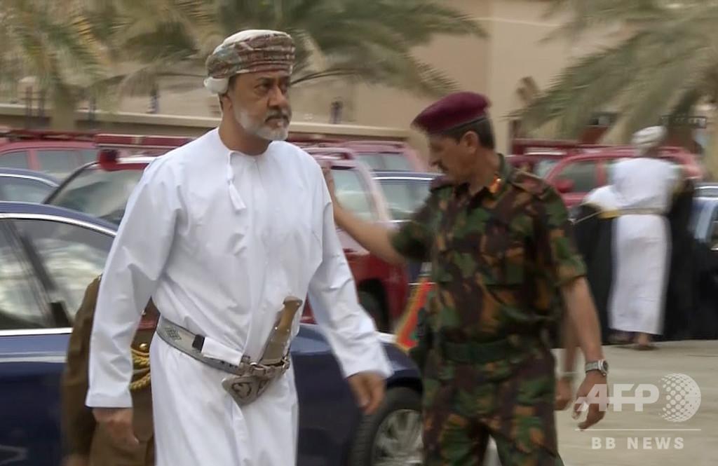 オマーンの新国王にハイサム殿下、前国王のいとこ - AFPBB News