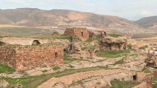 動画:1万2000年の歴史持つ村、水力発電ダム建設で水没へ トルコ