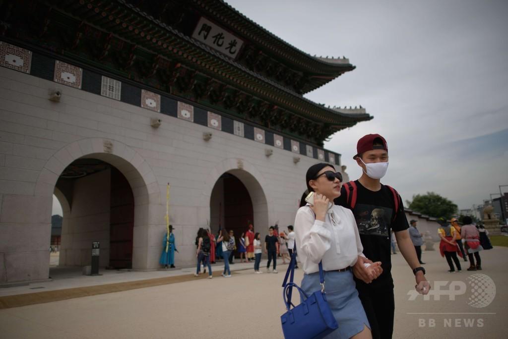 韓国、MERSで2人死亡 初の死者