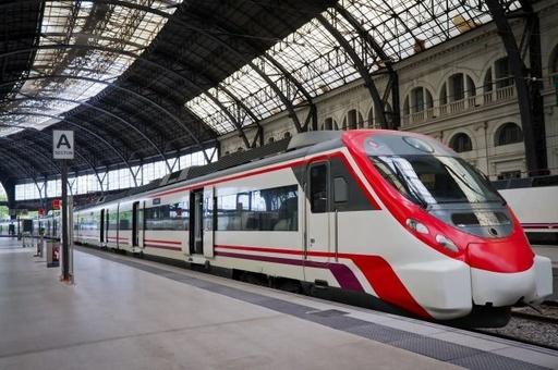 パリ・バルセロナを6時間で、直通高速列車を12月から運行
