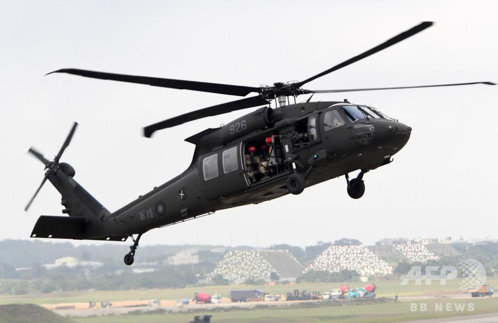 コロンビア軍ヘリ墜落、兵士9人死亡 ゲリラ掃討作戦中
