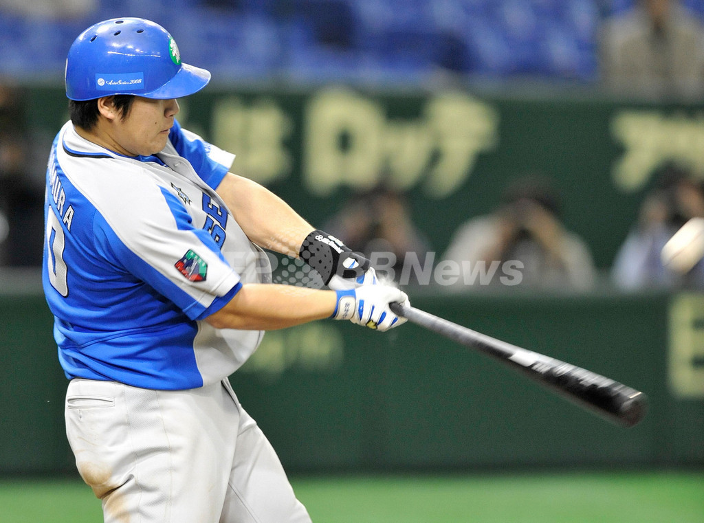 埼玉西武ライオンズ 天津ライオンズに快勝、アジアシリーズ