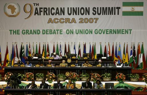 第9回アフリカ連合首脳会議が開幕