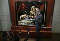 屋根裏から「カラバッジョ名画」発見 推定150億円の価値 仏