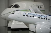 中国の夢の国産旅客機C919、欧米大手との競合目指す