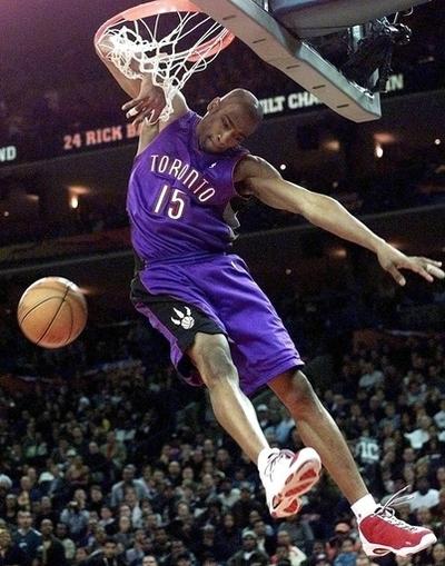 【写真特集】NBAダンクコンテスト歴代優勝選手、2000年以降