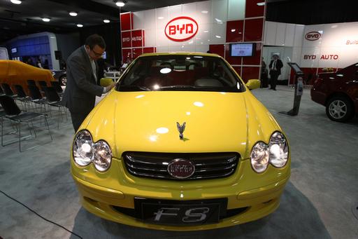 注目の中国自動車メーカー、米進出には課題多数