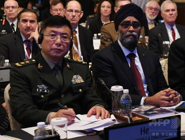 中国軍幹部、南シナ海軍事化は「国防のため」 「無責任」な批判に反論