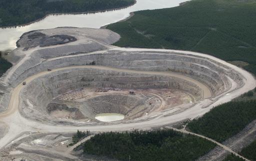 パリ電力需要に匹敵するウラン産出鉱山