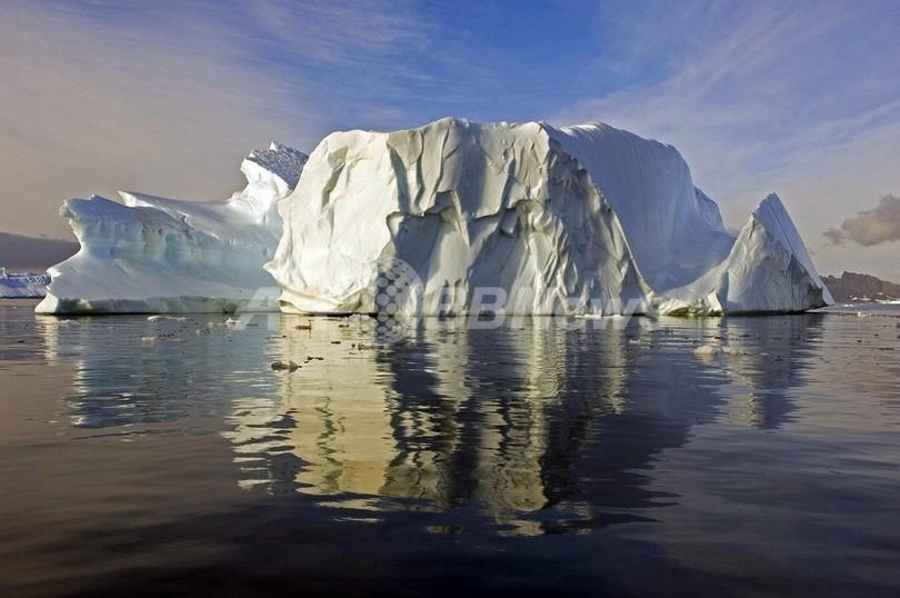 南極でもやはり気温上昇、英研究