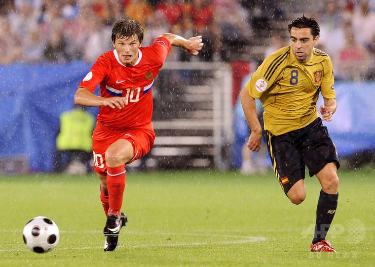 【特集】写真で振り返るスペイン対ロシア、W杯決勝T初戦で対戦