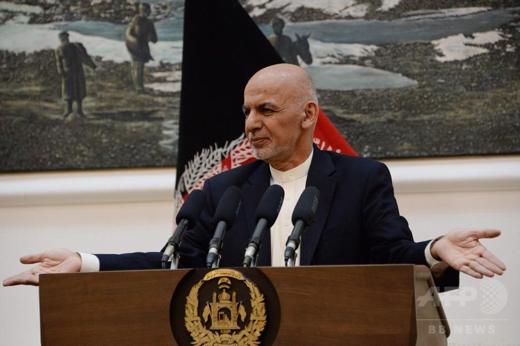 アフガン政府がタリバン攻撃再開 大統領は再停戦の「用意」も表明