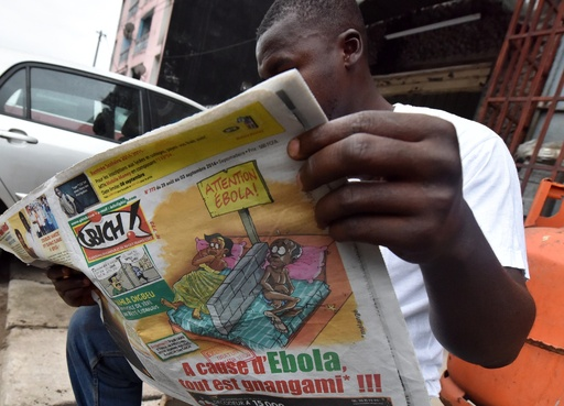 ラップで、漫画で―エボラ熱と闘うアフリカのアーティストたち