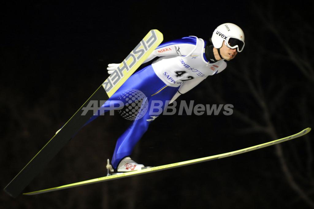 伊東大貴が初優勝、スキージャンプW杯札幌大会