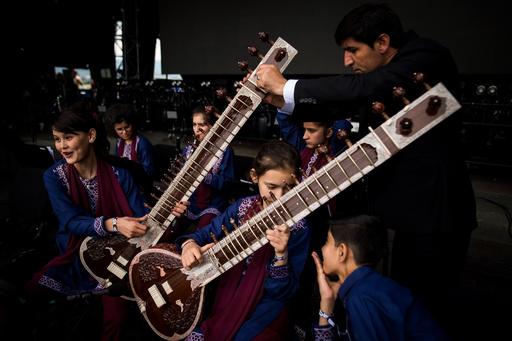 アフガン初の女性交響楽団、遠征先のスロバキアで4人失踪