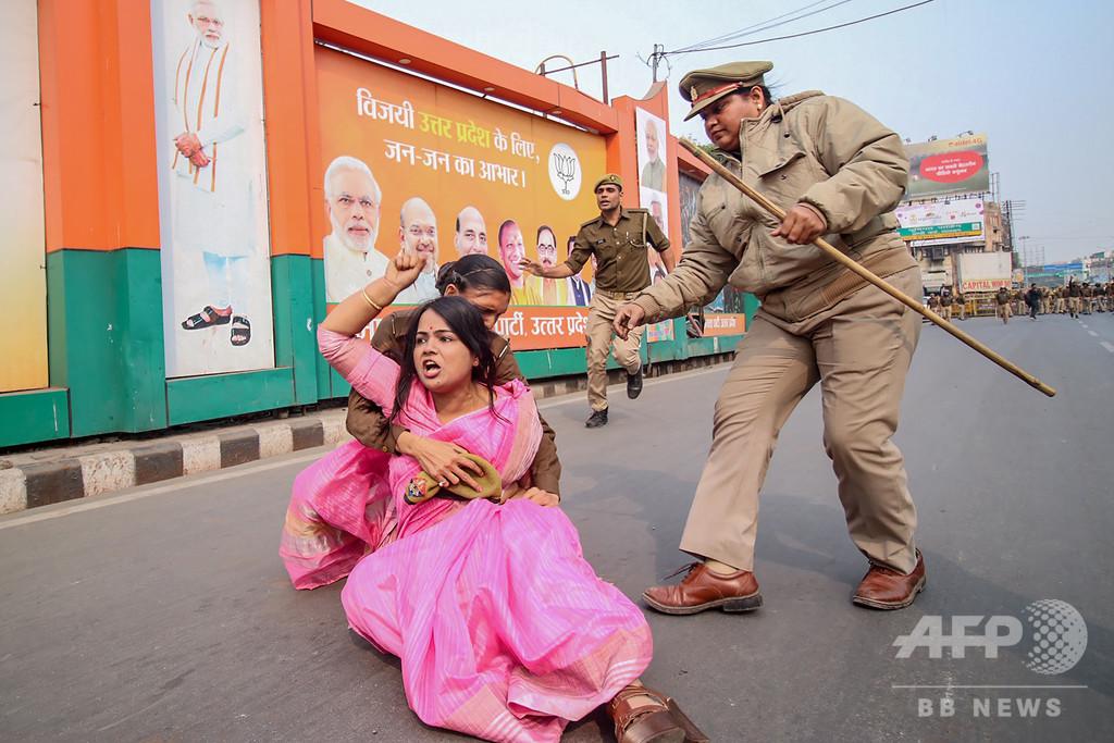 インドの男、7歳少女をレイプし両目つぶす 犯行発覚恐れ