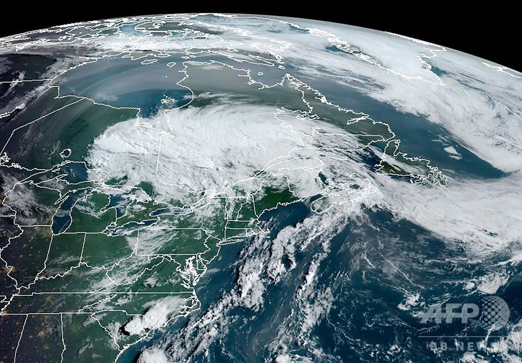 2020年は大西洋ハリケーン多発年に、過去最多水準の可能性