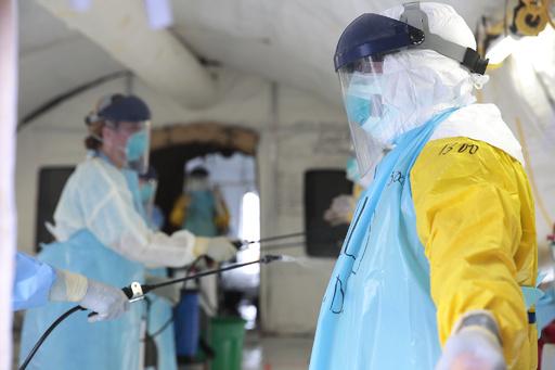 西アフリカのエボラ流行、「終息に向けた段階に」WHO