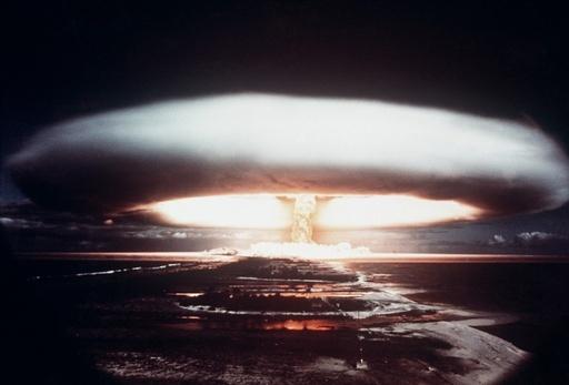 米であわや水爆爆発、英紙報道 1961年に爆撃機の事故で