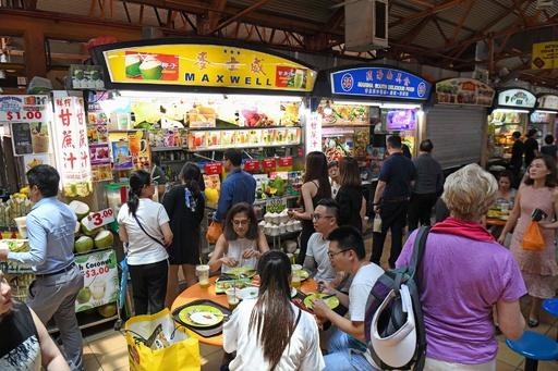 シンガポール、屋台料理文化を無形文化遺産に ユネスコに登録申請
