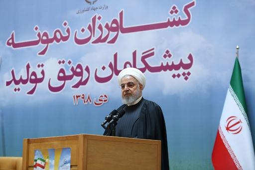 イラン大統領、旅客機撃墜で特別法廷設置に言及 司法府は数人逮捕と発表