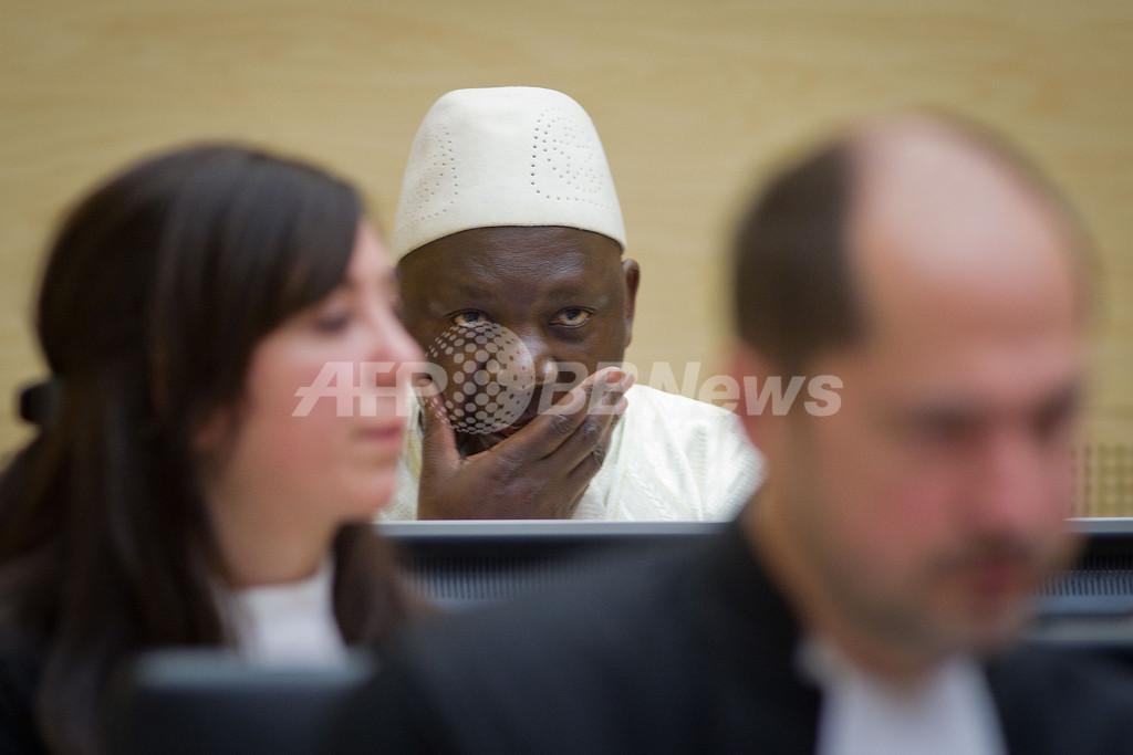 コンゴ武力勢力の元指導者に有罪判決、児童兵徴集などで 国際刑事裁判所