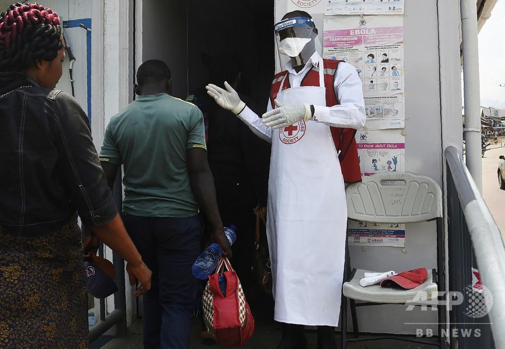 コンゴのエボラ流行、WHOが緊急事態宣言 史上5度目
