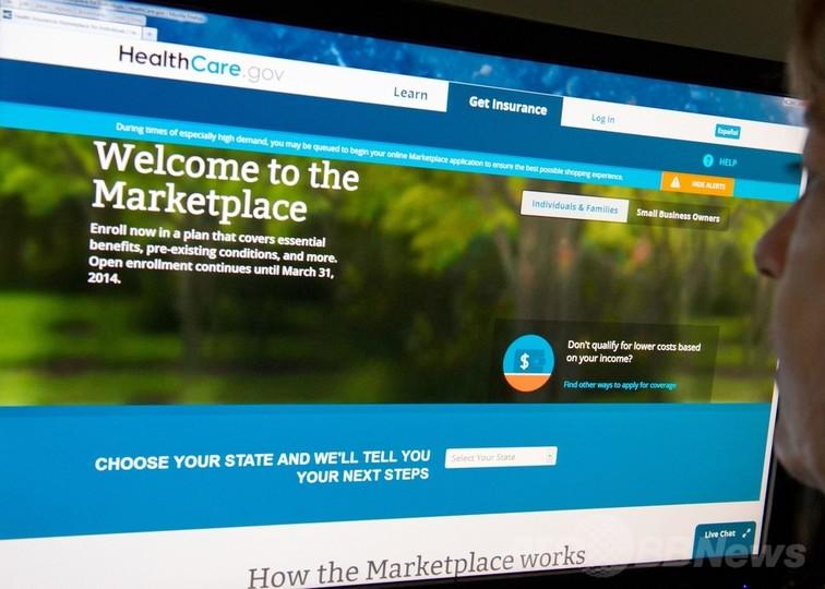オバマケアでの保険適用始まる、米国