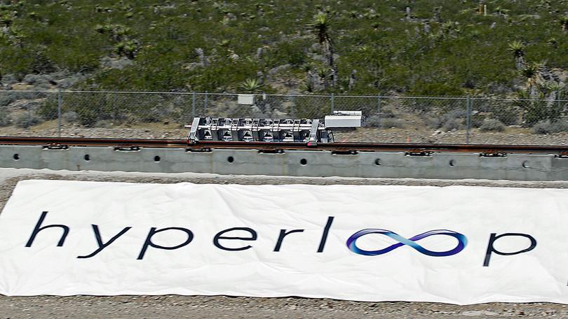 超高速交通システム「ハイパーループ」、試験走行の候補地公表