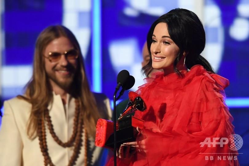 第61回グラミー賞、ケイシー・マスグレイヴスの「ゴールデン・アワー」 年間最優秀アルバムに