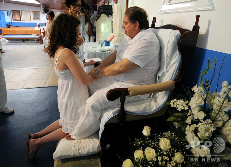 ブラジルの「神の霊媒医」、元女性患者らがテレビで性的被害を告発
