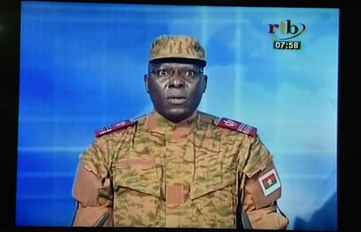ブルキナファソ、大統領警護隊がクーデター宣言