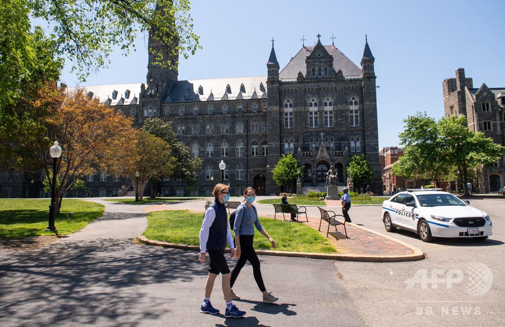 オンライン授業の留学生は滞在不可 米が発表