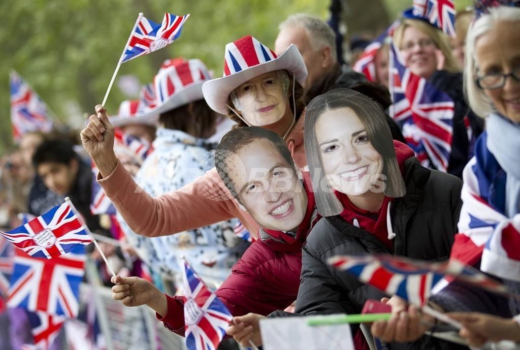 ウィリアム王子はケンブリッジ公爵、ケイトさんはケンブリッジ公爵夫人に