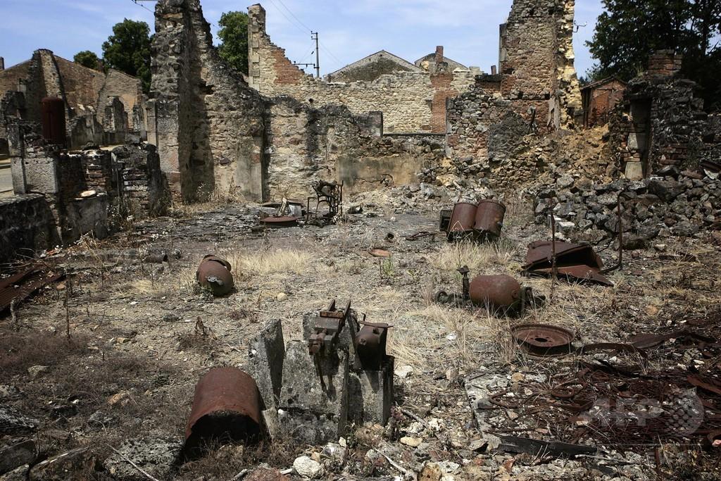 ナチス親衛隊のフランス村民虐殺事件、ドイツ裁判所が公訴棄却