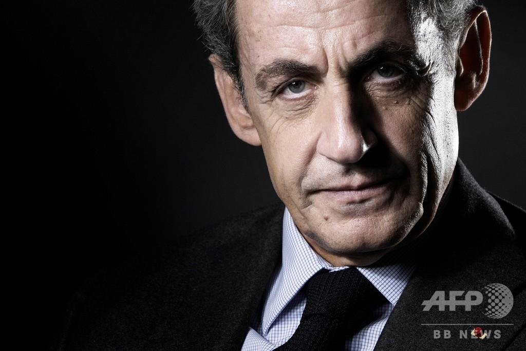 サルコジ仏元大統領の予審開始決定 リビア資金疑惑