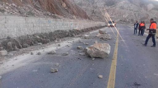 イラン原発近くで地震 被害の情報なし