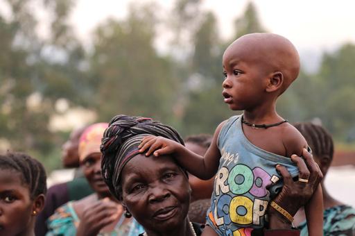 コンゴ民主共和国大統領、北東部の騒乱は「ジェノサイド未遂」