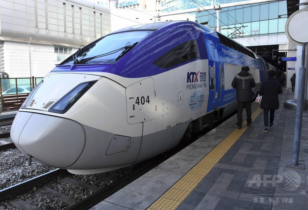 韓国高速鉄道の新路線が開通、平昌五輪の会場までアクセスが便利に