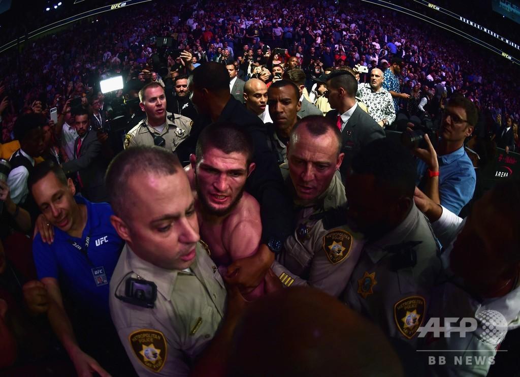ヌルマゴメドフ、タイトル剥奪は免れる見通し UFC代表が明かす