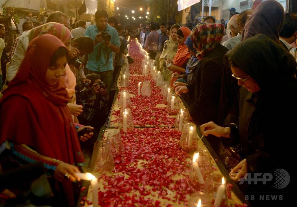 イスラム武装勢力が学校を襲撃、生徒ら141人死亡 パキスタン