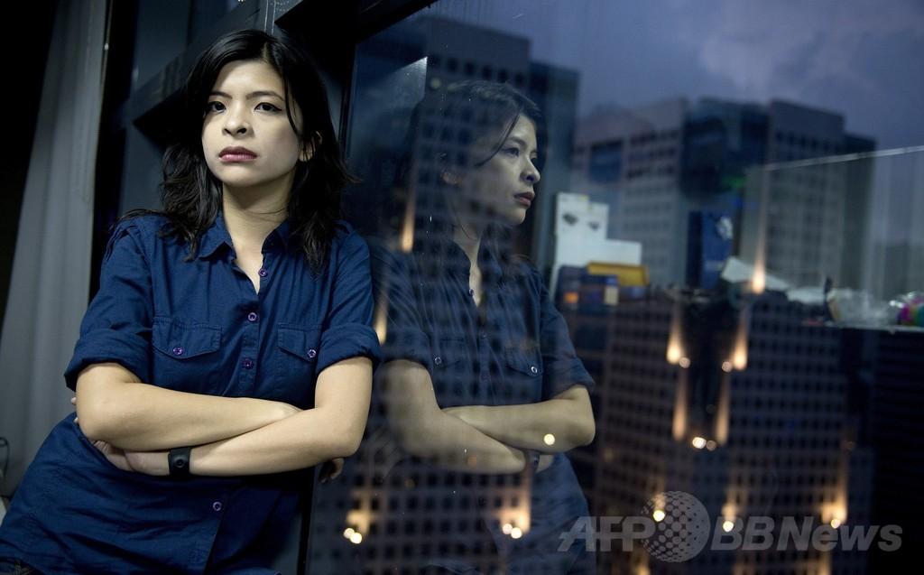 ケイト・ウェブ賞、台風被害と紛争取材したフィリピン人記者に