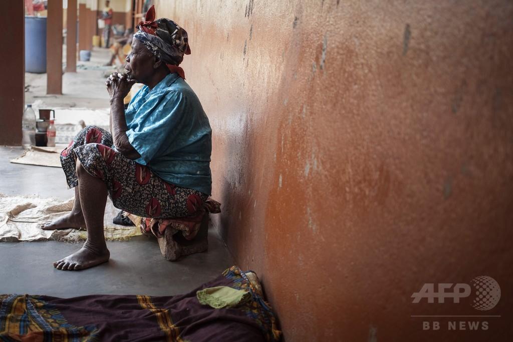 「魔術行為」で投獄される女性たち、告発だけで有罪も 中央アフリカ