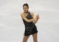 キム・ヨナがSP首位 浅田は2位 安藤は4位、バンクーバー冬季五輪