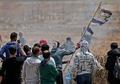 パレスチナ・ガザで3週連続のデモ、イスラエル軍との衝突続く